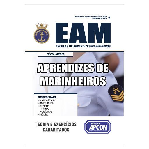 Apostila EAM 2020 - Aprendizes de Marinheiro