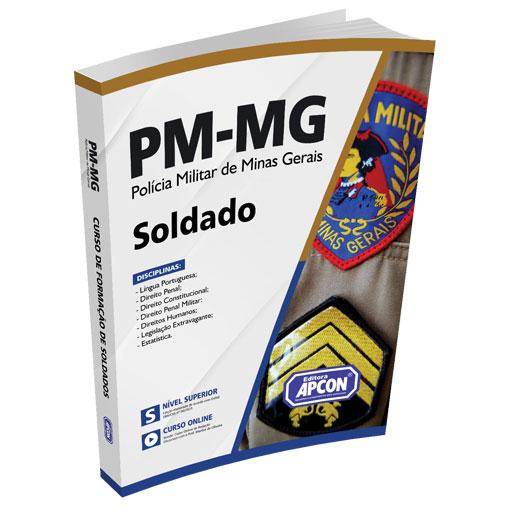 Apostila PM-MG 2021 - Soldado