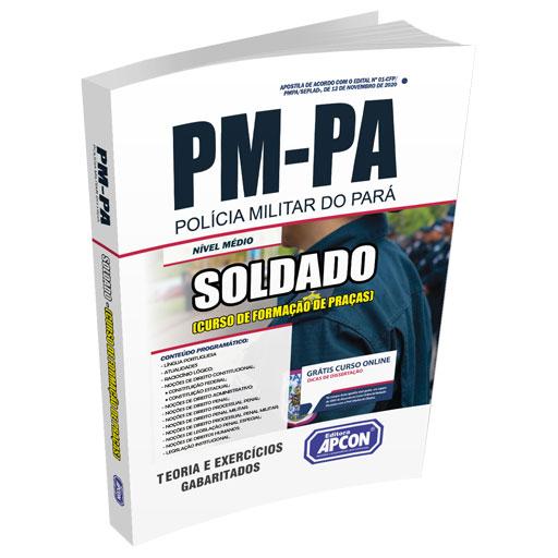 Apostila PM-PA 2020 - Soldado