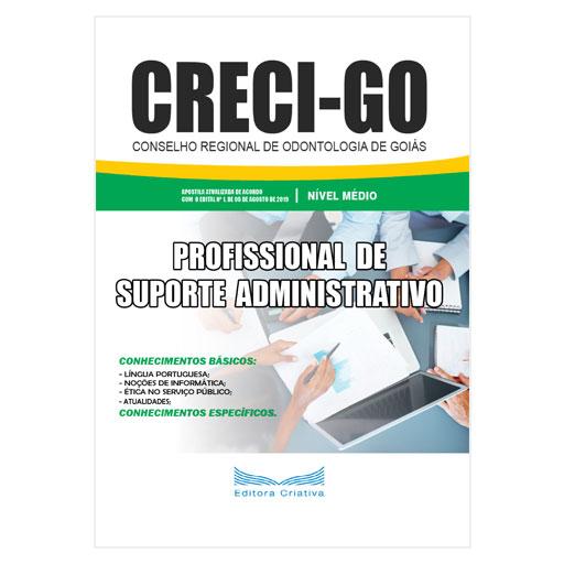 Apostila CRECI-GO - Profissional de Suporte Administrativo - 2019